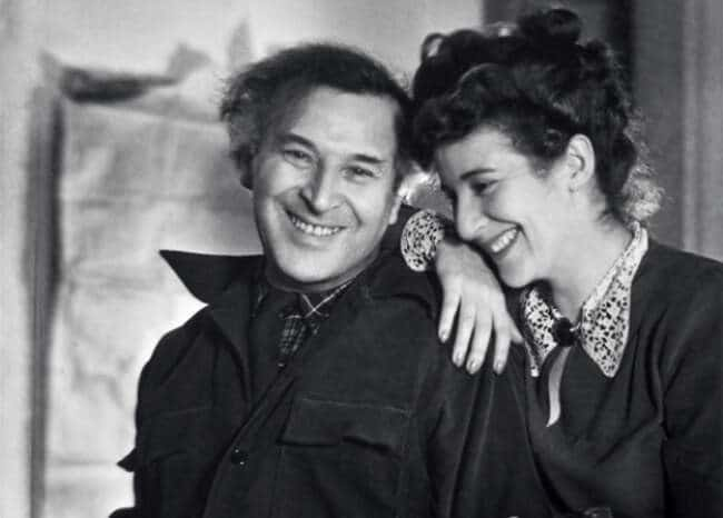 Марк Захарович Шагал