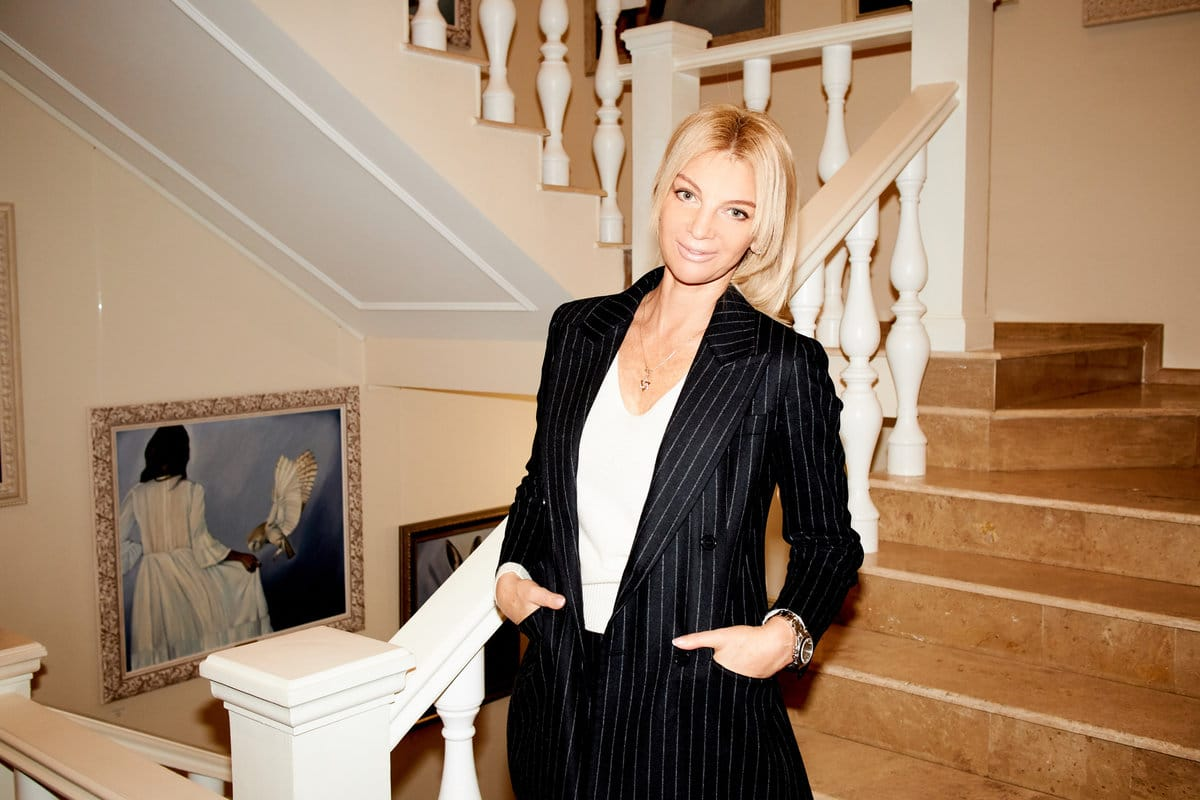Владелец международного бренда Mastersuit - Алена Лейнер