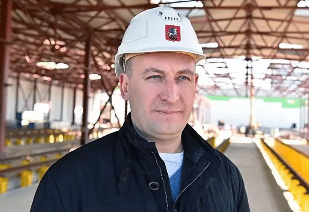 Альберт Суниев генеральный директор «Управления экспериментальной застройки микрорайонов»