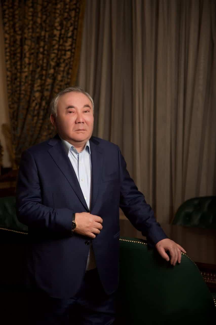 Болат Абишевич Назарбаев