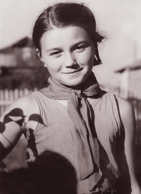 Тамара Ильинична Синявская