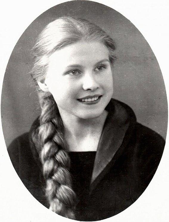 Мария Леонидовна Пахоменко