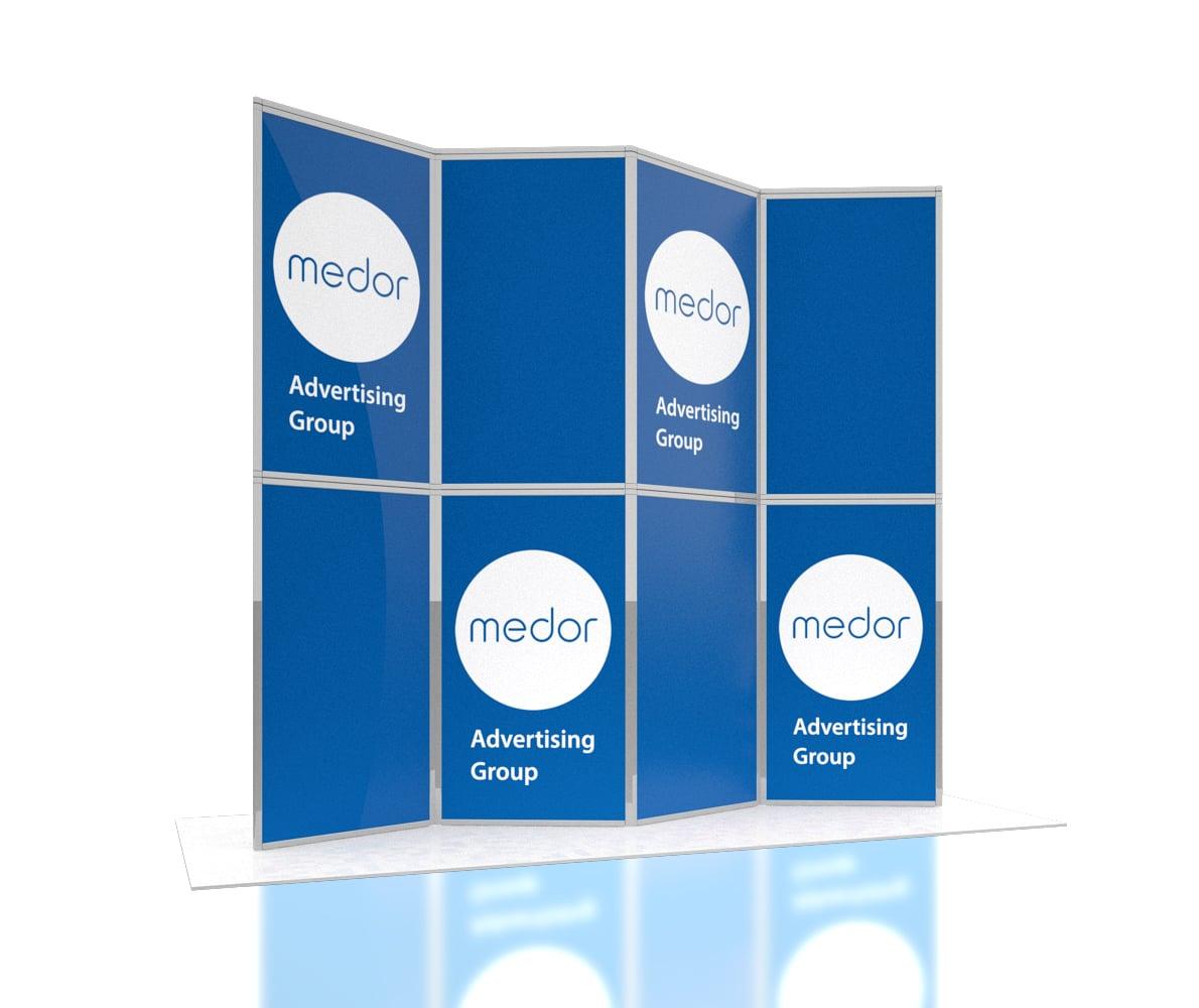 Стенд компании Medor