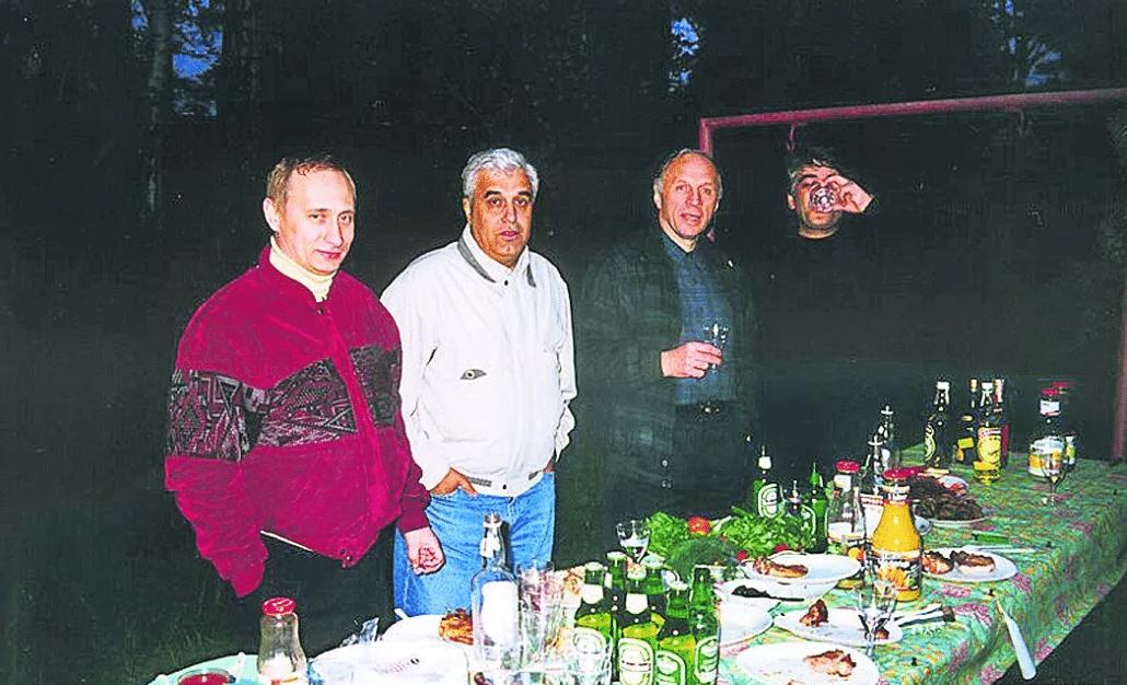 Аслан Рашидович Усоян (Дед Хасан)