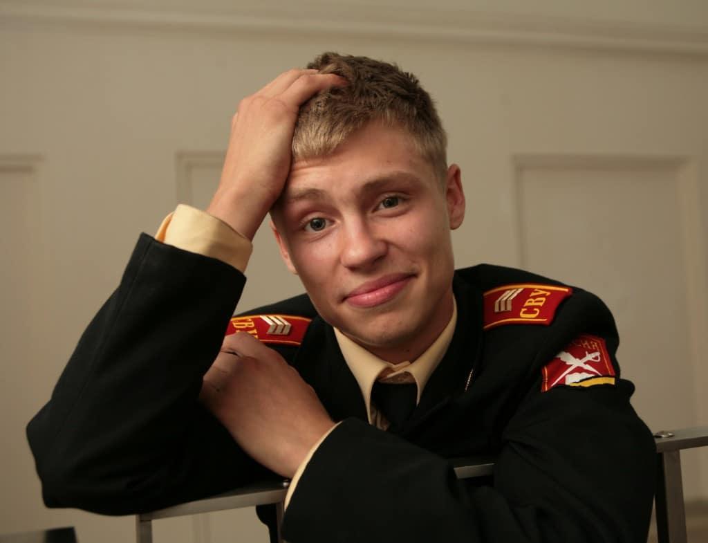 Александр Павлович Головин