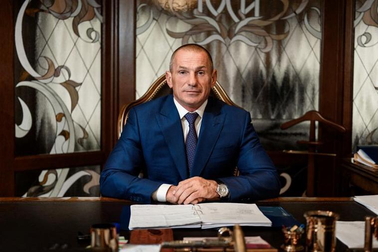 Юрий Иванов - основатель ЮгСтройИнвест