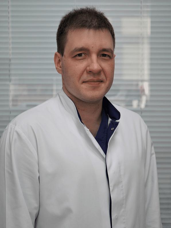 Врач кардиолог Сергей Леонидович Михеев