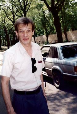 Сергей Владимирович Парамонов