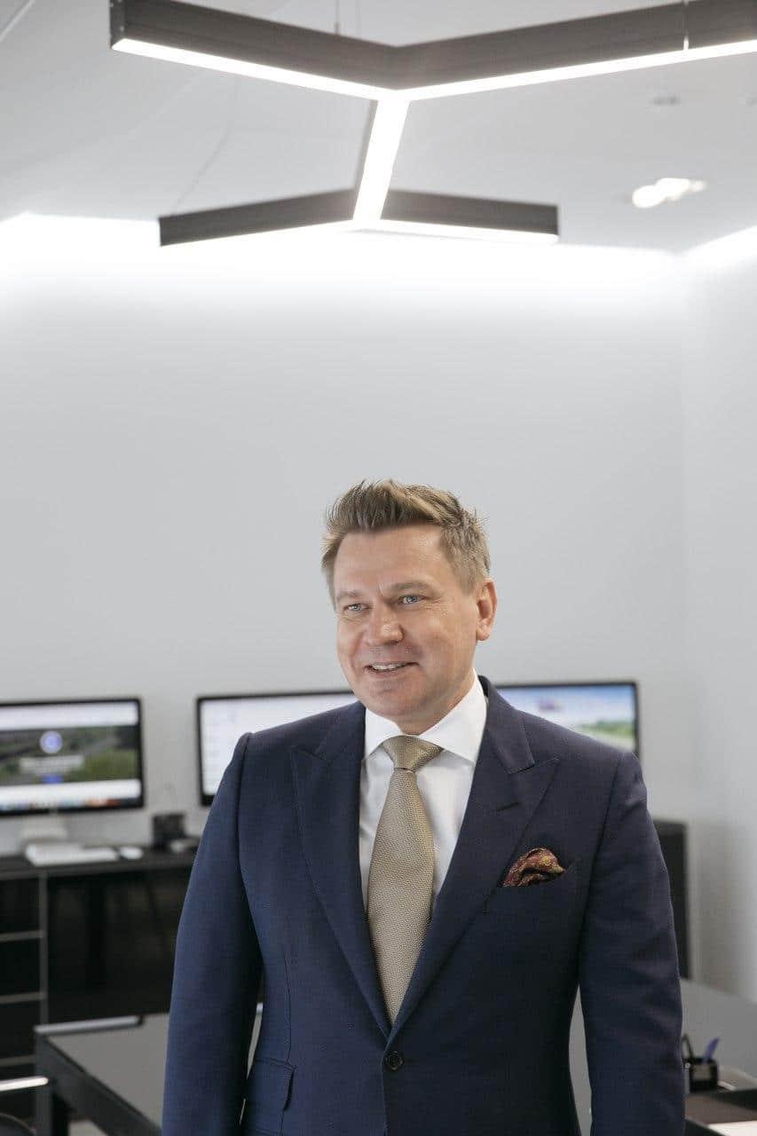 """Основатель концерна """"Национальные телематические системы"""" Алексей Нащекин"""