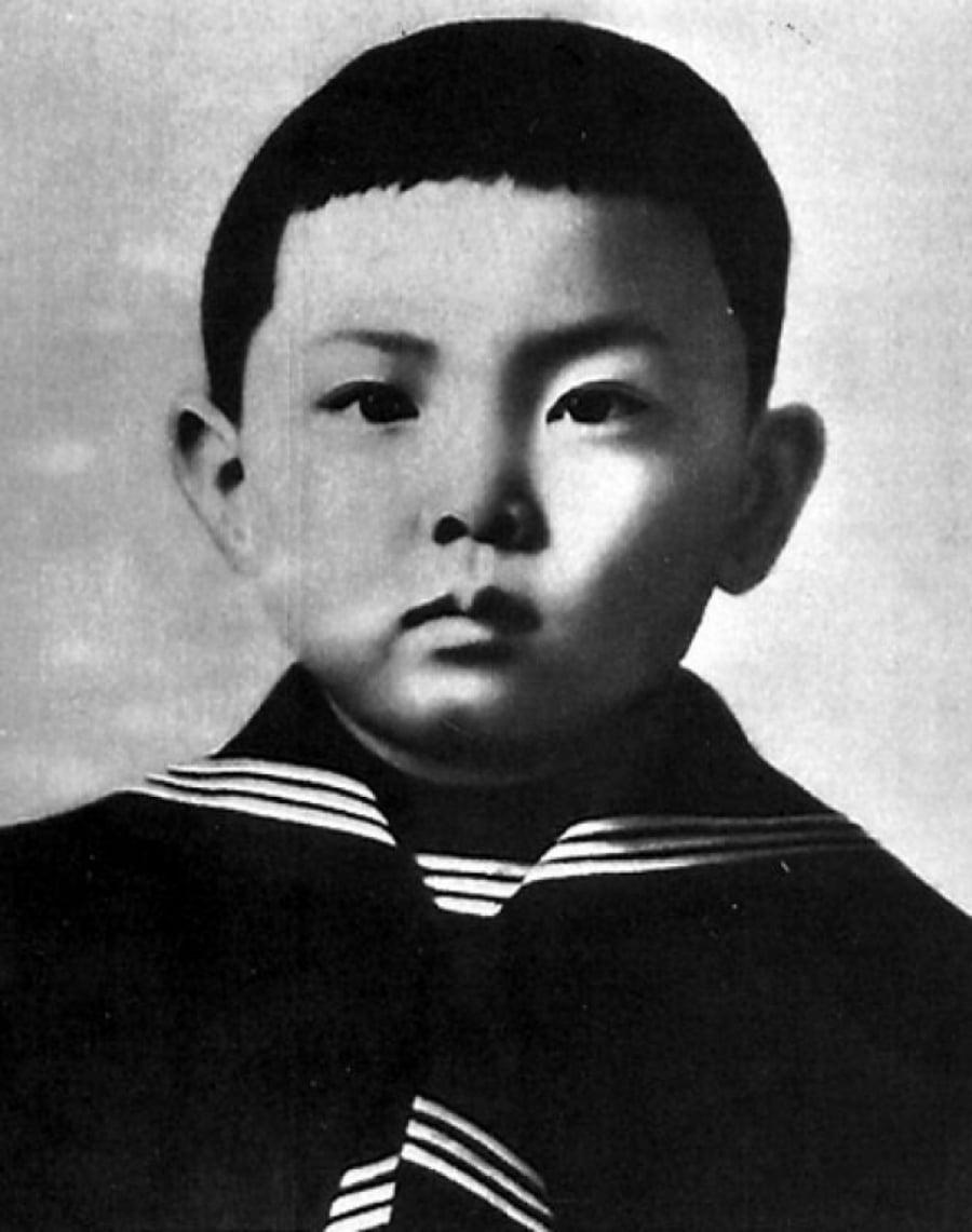 Мао Цзэдун в детстве