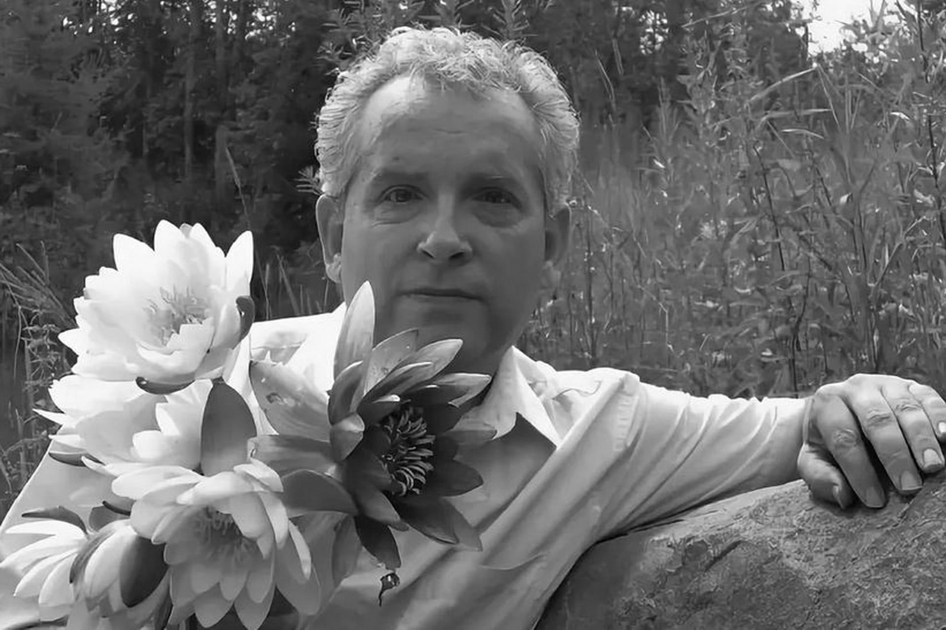 Писатель Андрей Валентинович Малышев