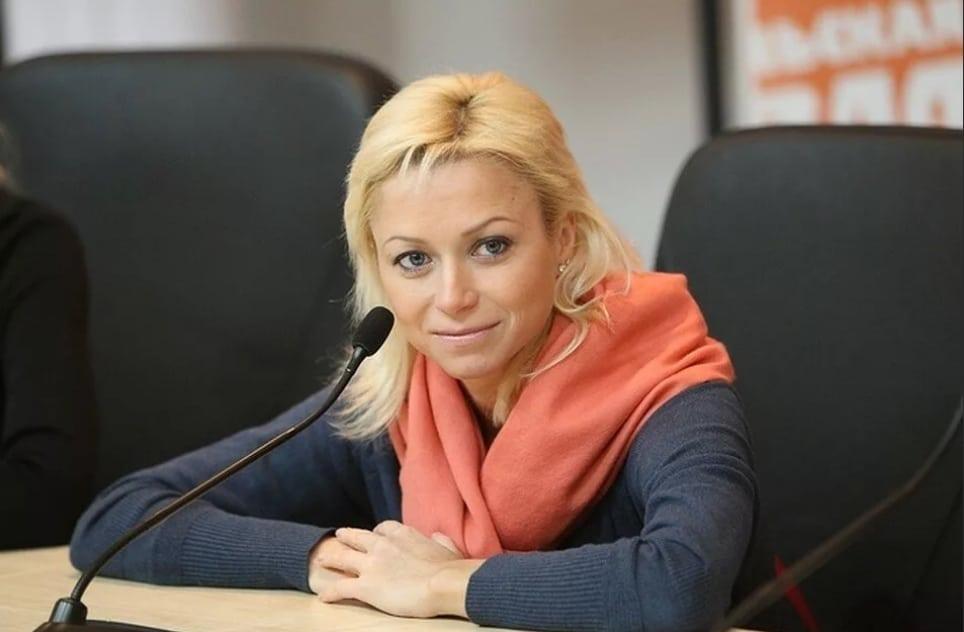 Елена Викторовна Бережная