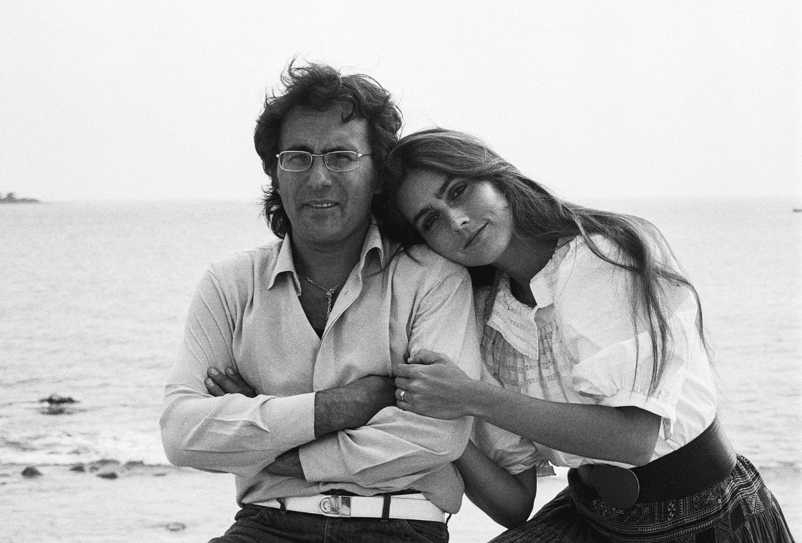 Аль Бано и Ромина Пауэр в молодости