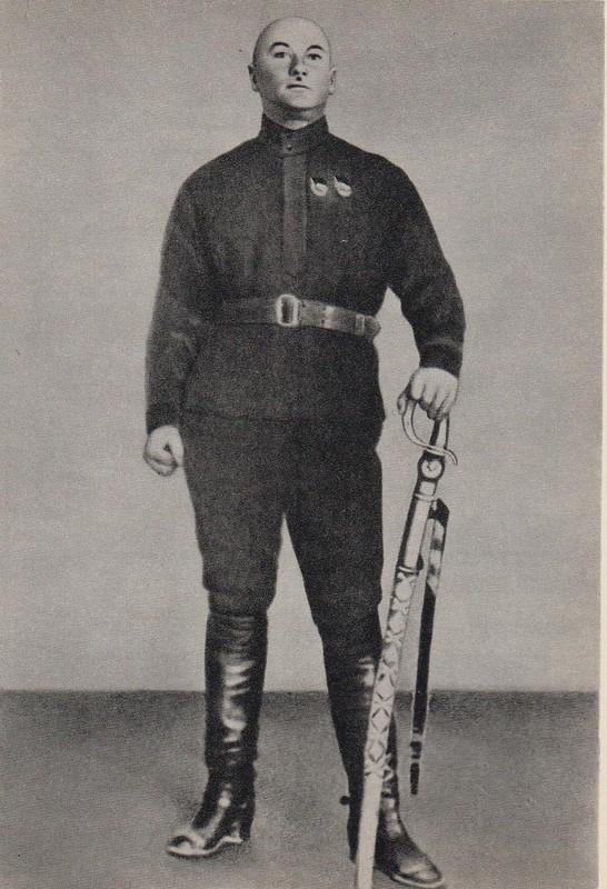 Григорий Иванович Котовский