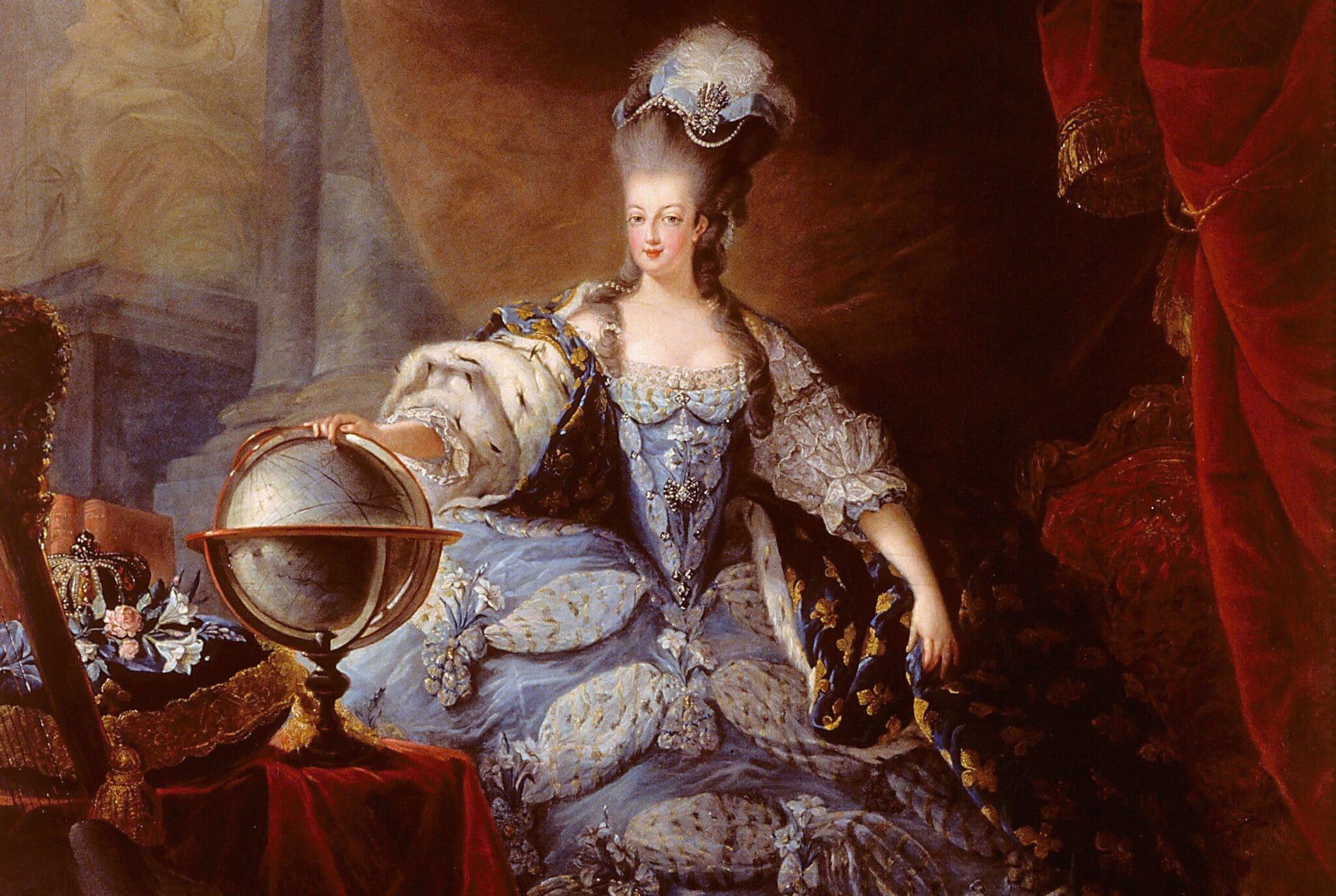 Мария-Антуанетта Австрийская