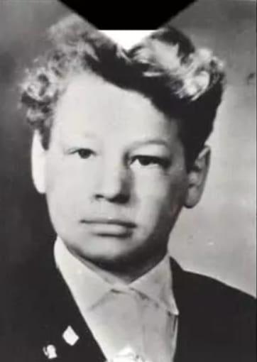 Сергей Орлов в детстве