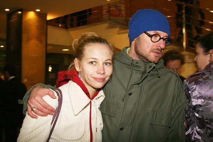 Светлана Устинова и Марк Горобец