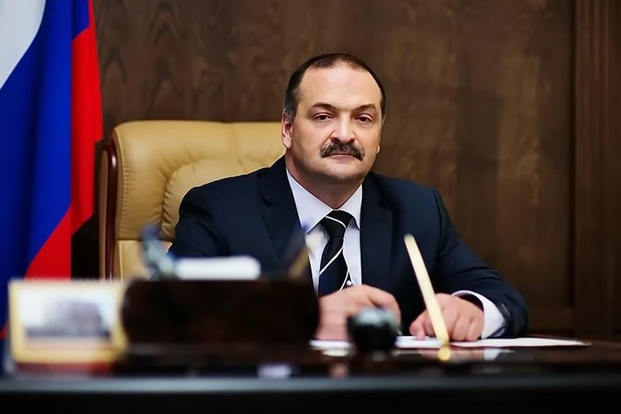 Сергей Алимович Меликов
