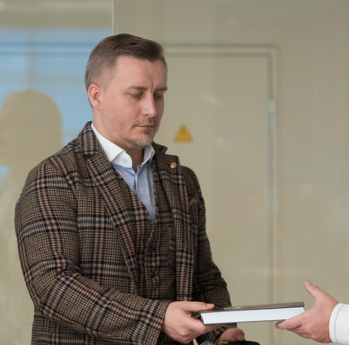 Бизнесмен Александр Анатольевич Донской