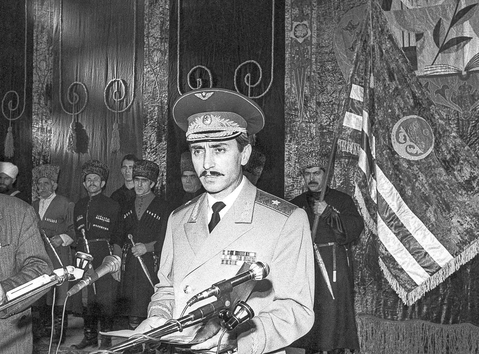 Джохар Мусаевич Дудаев
