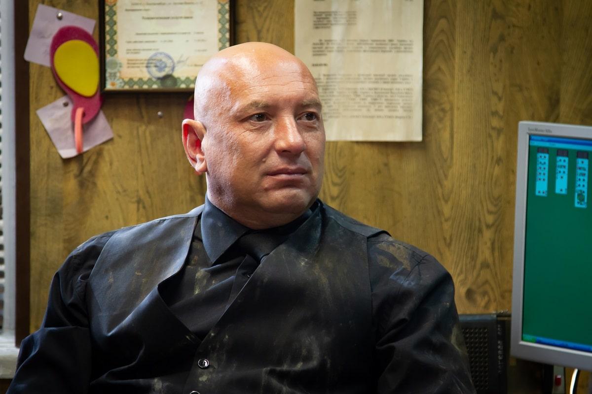 Михаил Жонин