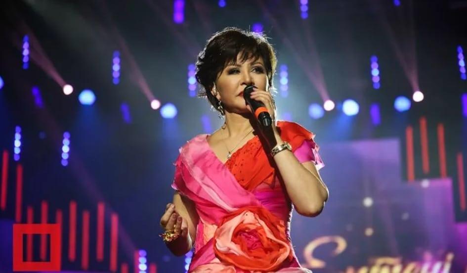 Роза Куанышевна Рымбаева