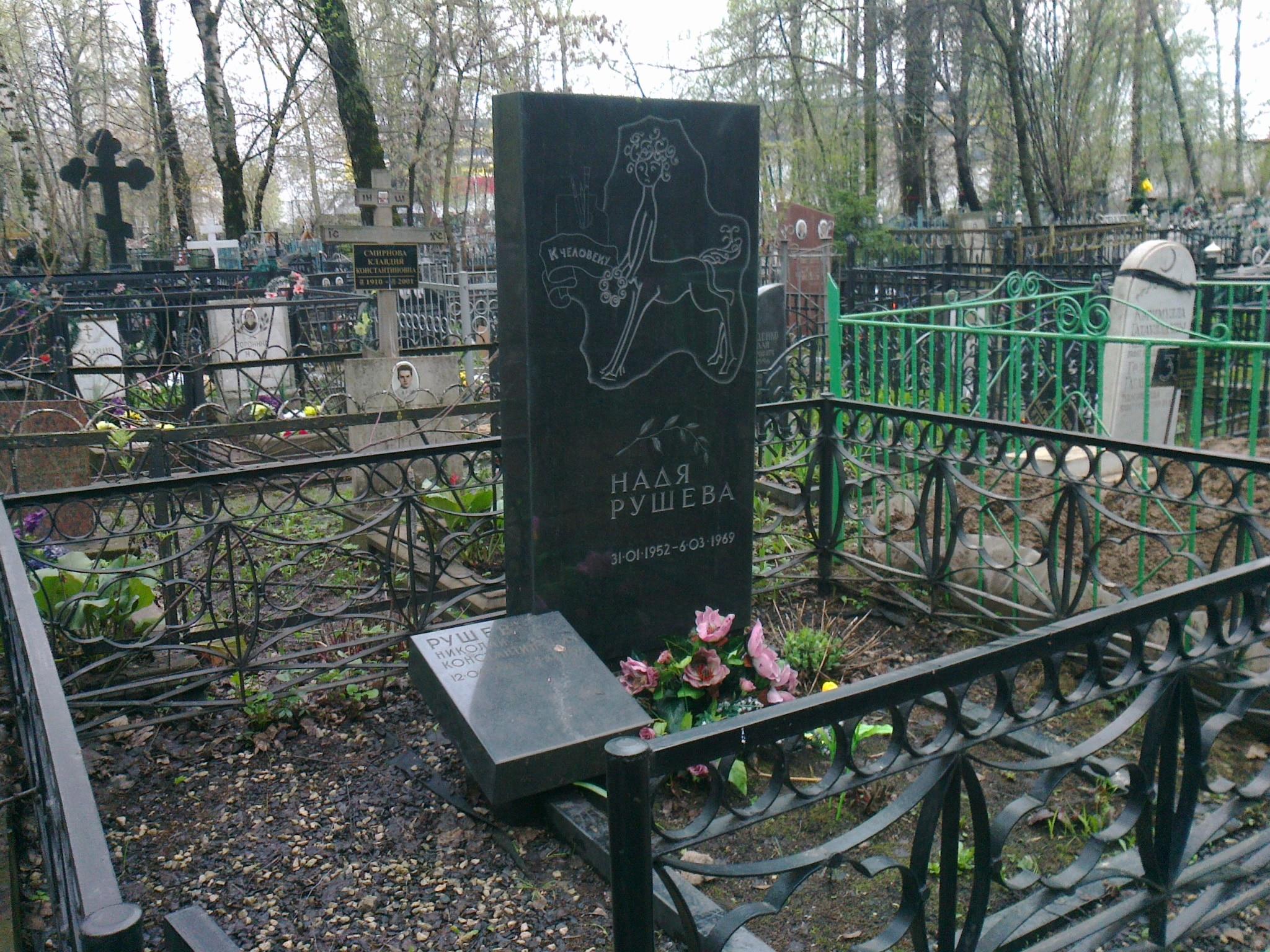 Надежда Николаевна Рушева