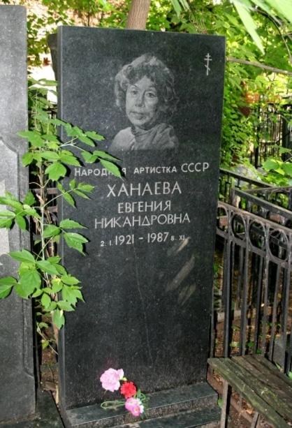 Евгения Никандровна Ханаева