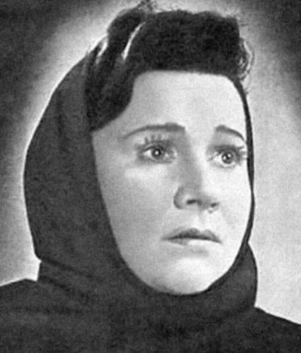Нина Афанасьевна Сазонова