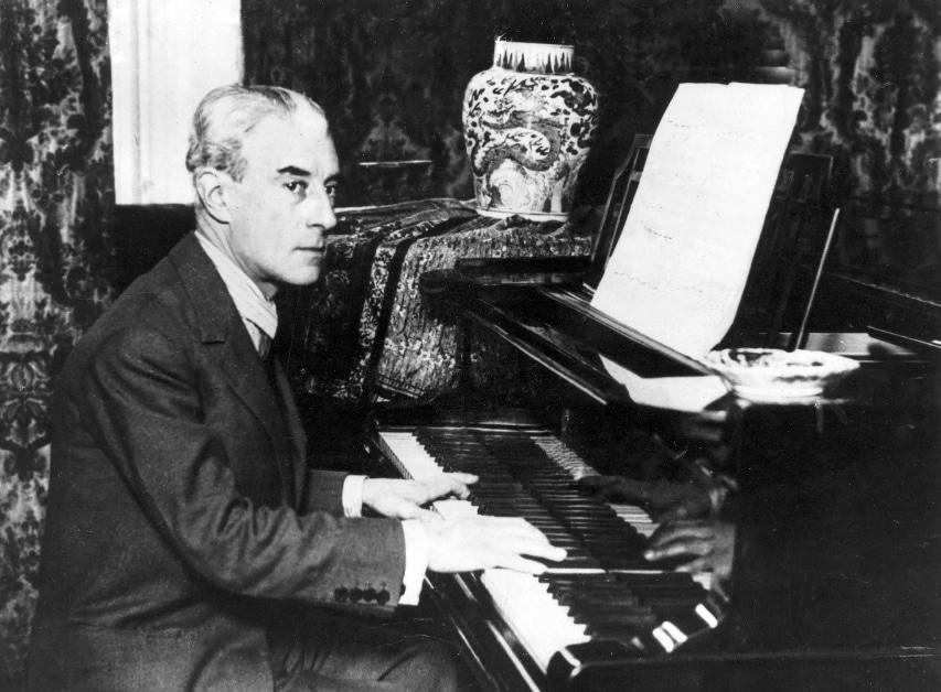 Жозеф Морис Равель