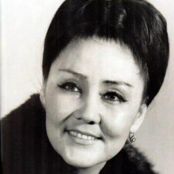 Бибигуль Тулегенова