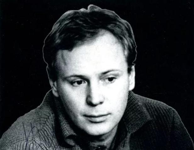 Александр Дольский в молодости