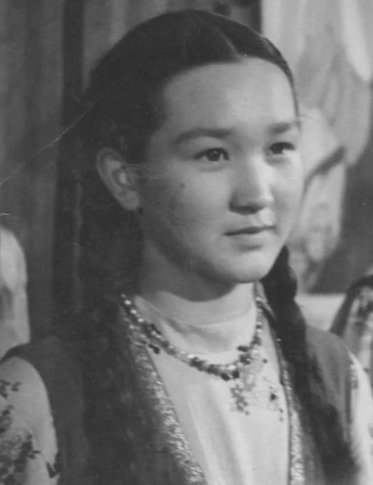 Бибигуль Ахметовна Тулегенова