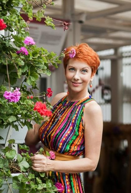 Оксана Михайловна Сташенко