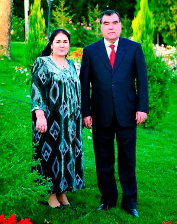 Эмомали Шарипович Рахмон
