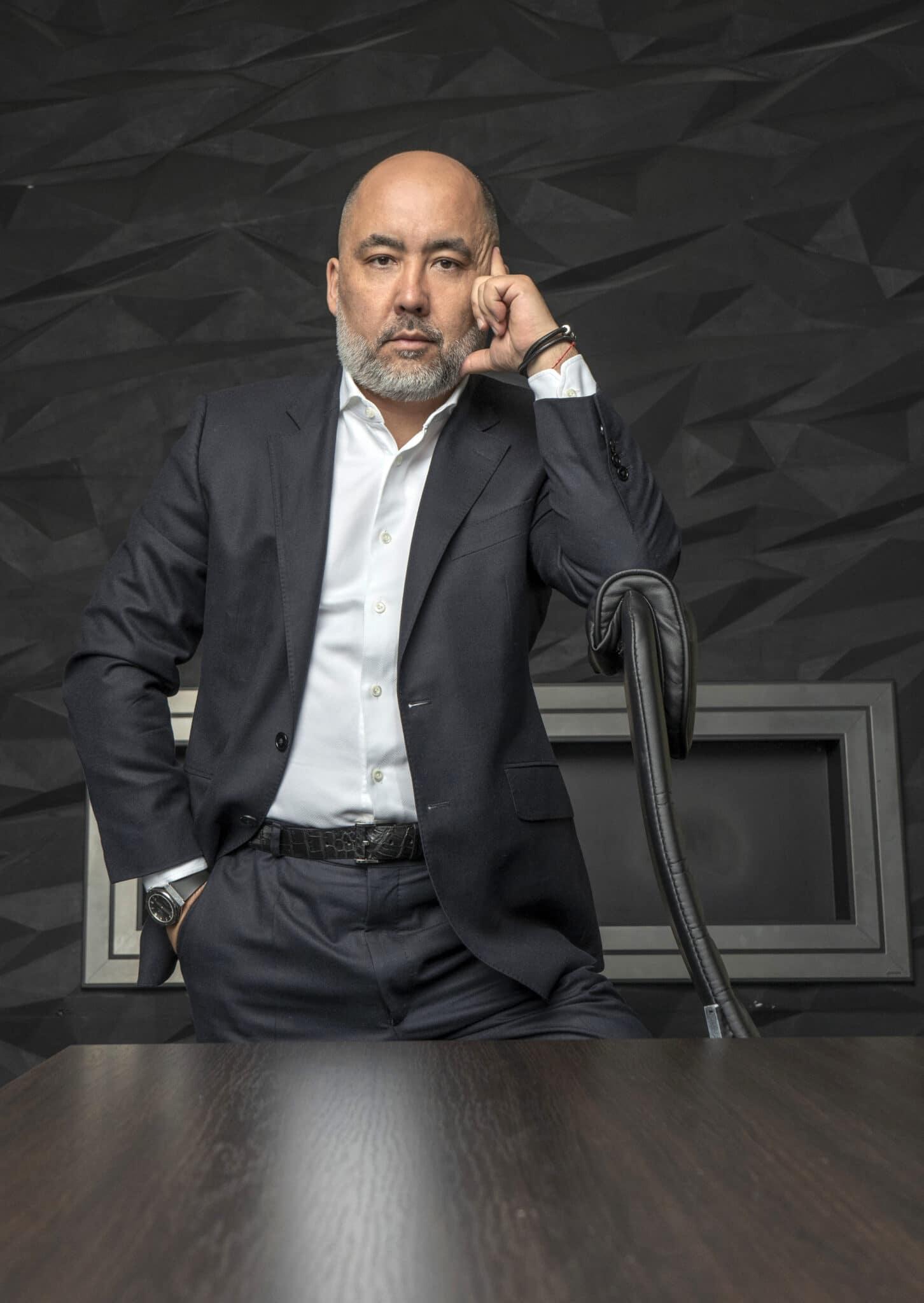 Председатель Совета Директоров холдинга ПЕГАЗ Искандер Равилевич Сунгатуллин