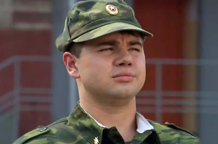 Михаил Сергеевич Казаков