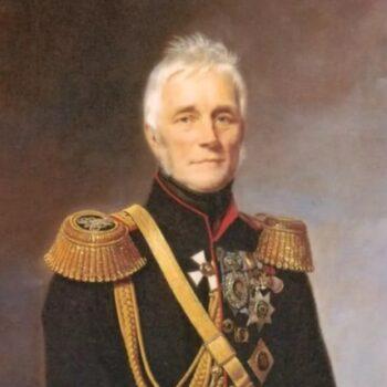 Граф Михаил Воронцов