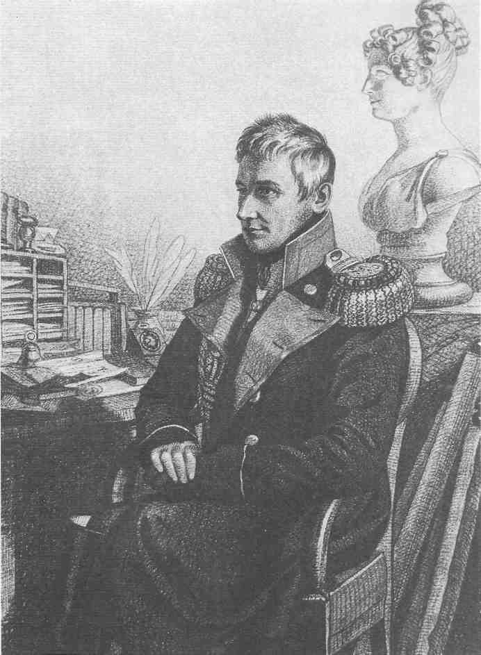 Граф Михаил Семёнович Воронцов