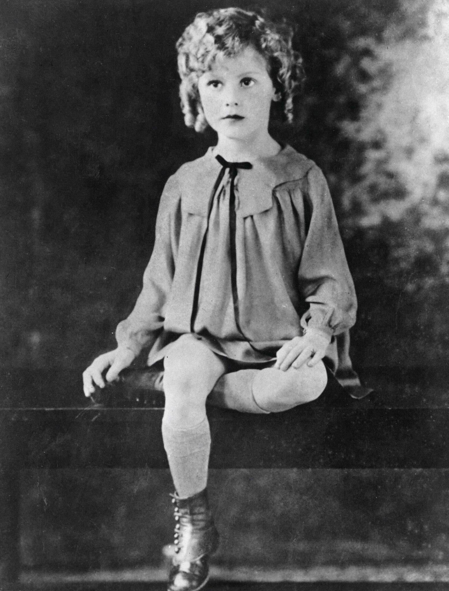 Ава Гарднер в детстве