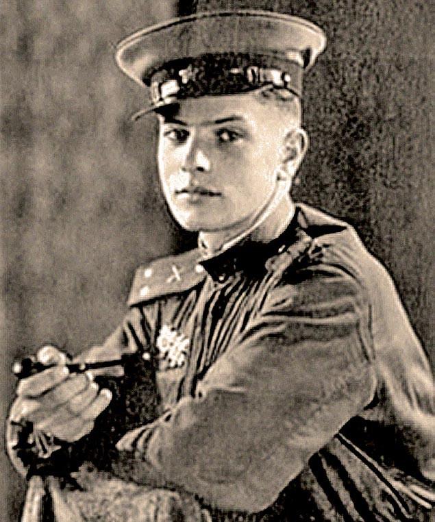 Петр Ефимович Тодоровский