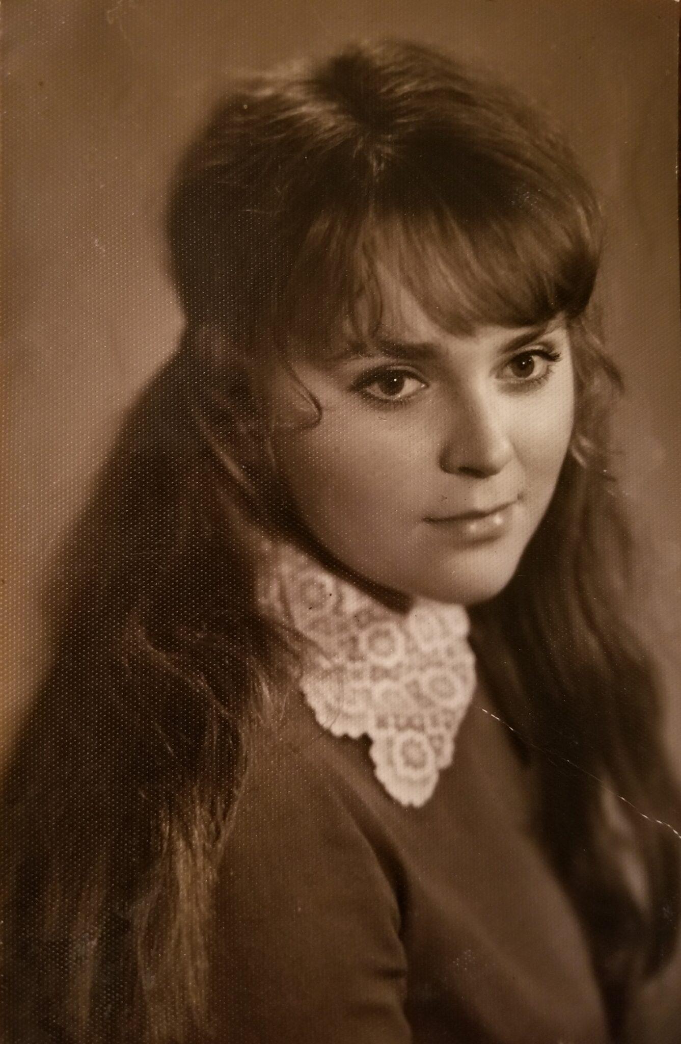 Лидия Исидоровна Сизенёва