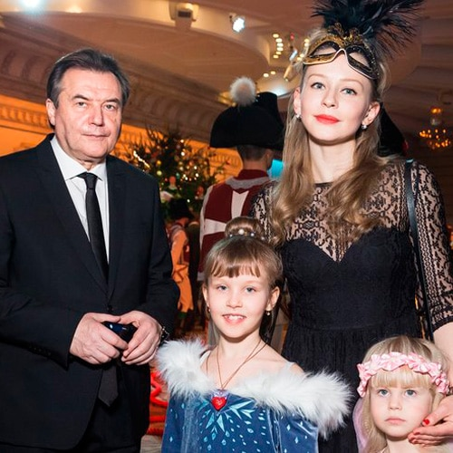 Юлия Сергеевна Пересильд