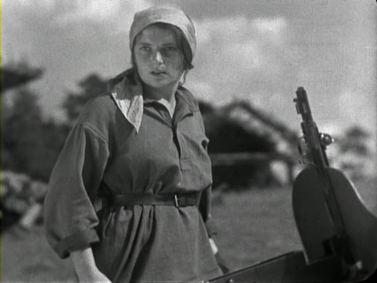 Анка-пулеметчица