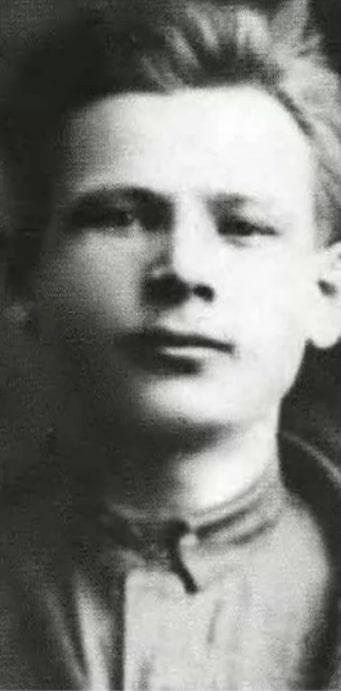 Константин Устинович Черненко