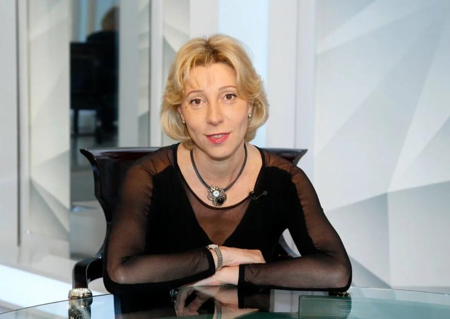 Юлия Ильинична Рутберг