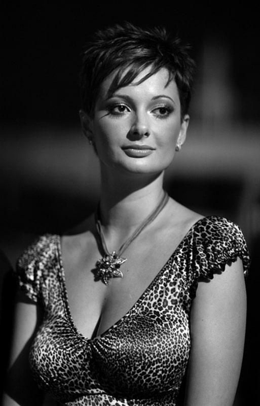 Виктория Валерьевна Талышинская
