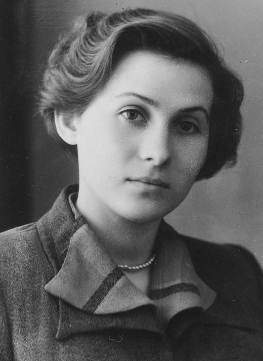 Лидия Николаевна Козлова