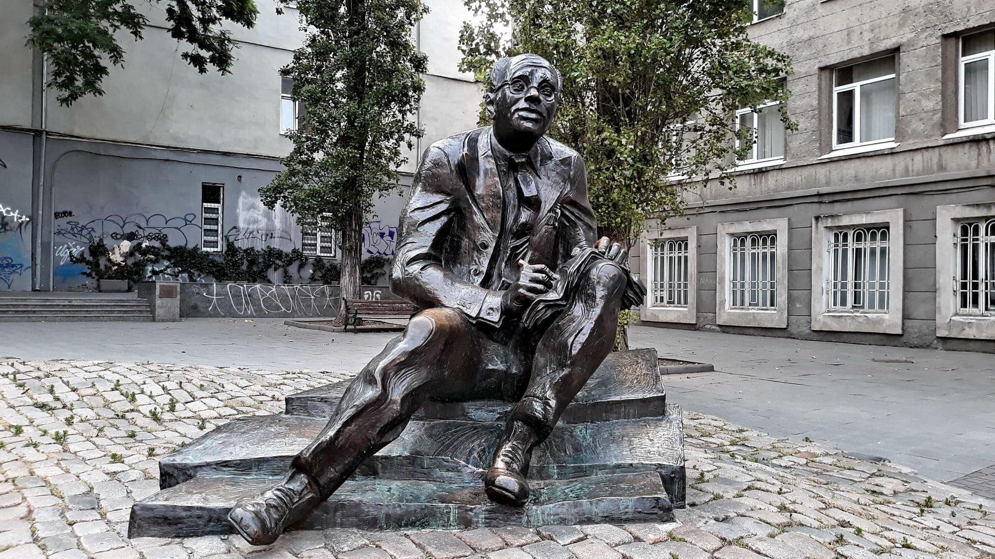 Исаак Эммануилович Бабель