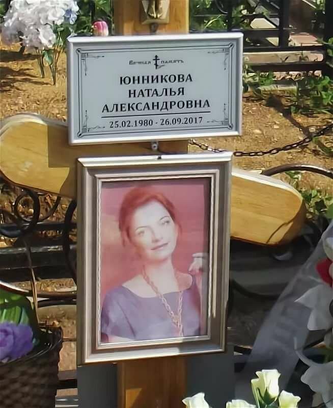 Наталья Александровна Юнникова
